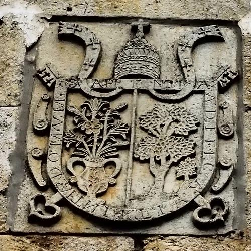 Blasón de la Universidad de Valladolid