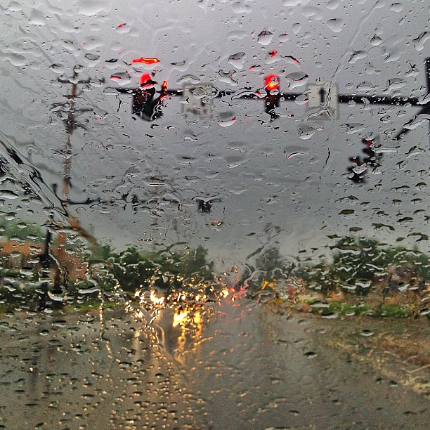 Good Morning, Everyone! Another Rainy Day In #Cincinnati