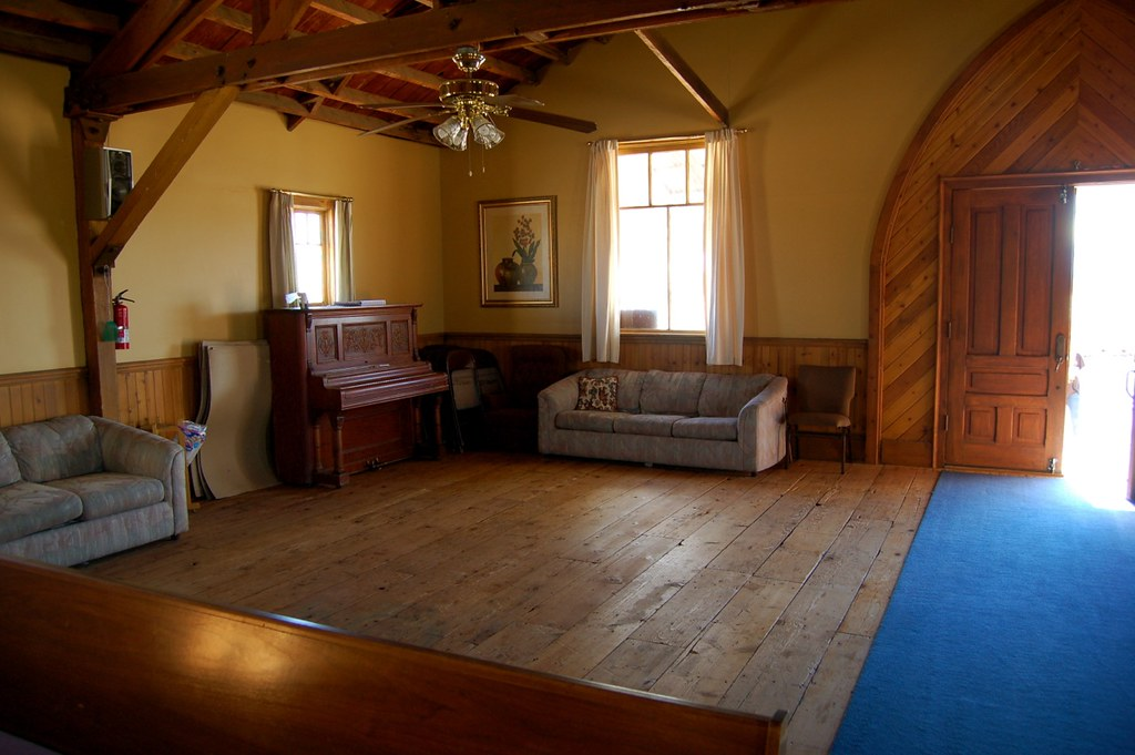 Inside The Kill Bill Church The Church Where The