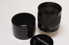 Tamron Adaptall-2 500mm f/8 55bb