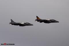 ZG858 & ZG862 94 - Royal Air Force - British Aerospace Harrier GR7 - Fairford RIAT 2010 - Steven Gray - IMG_6773