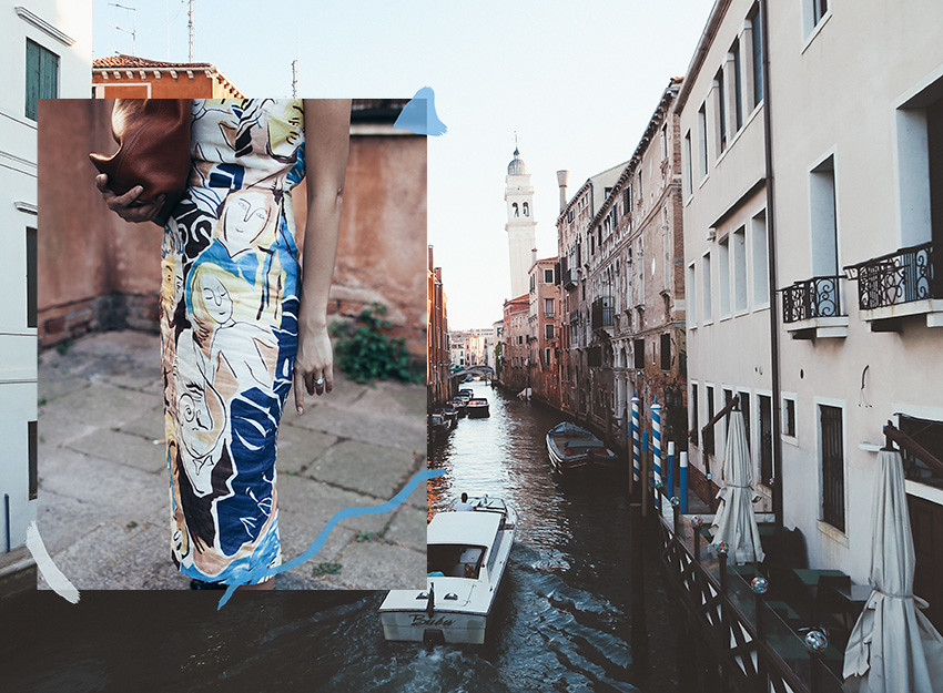 Travel Style in Venice, Italy | HONEY & SILK
