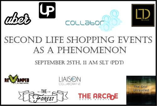 SL shopping events as a phenomenon - The Grid, Unraveled | by thedigitized