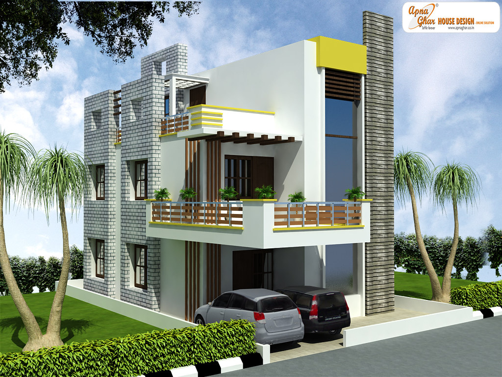 Duplex house design 135m2 9m x 15m mind blowing 3 for 9m frontage home designs