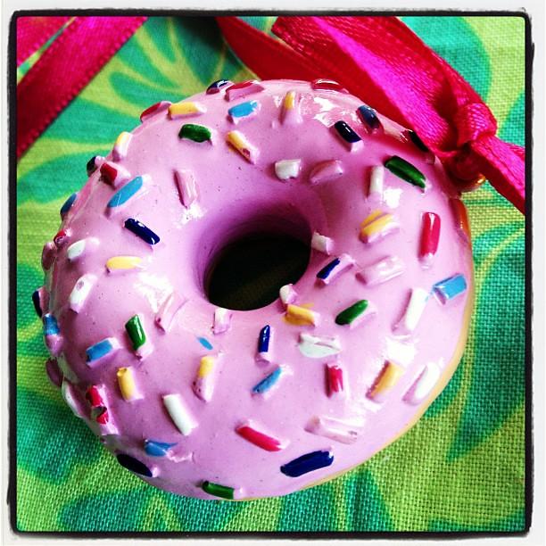 Dunkin Donuts Christmas ornament   kyamamoto11   Flickr