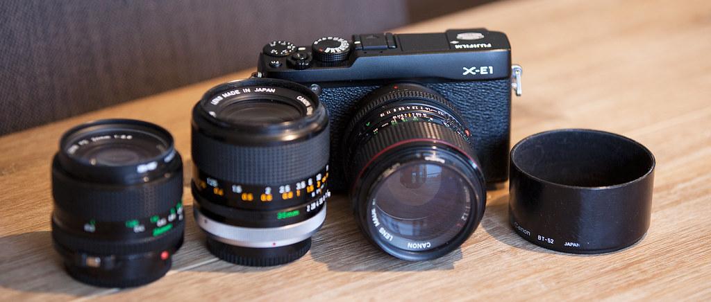 fujifilm x e1 with canon fd lenses fujifulm x e1 canon fd flickr. Black Bedroom Furniture Sets. Home Design Ideas