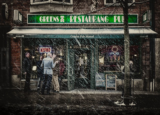 Greens Bar and Restaurant | by joeriksson