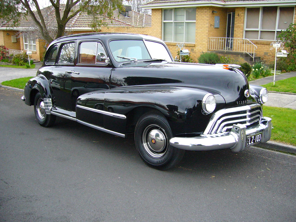 1948 oldsmobile 66 ace sedan the last locally built body for 1948 oldsmobile 4 door sedan