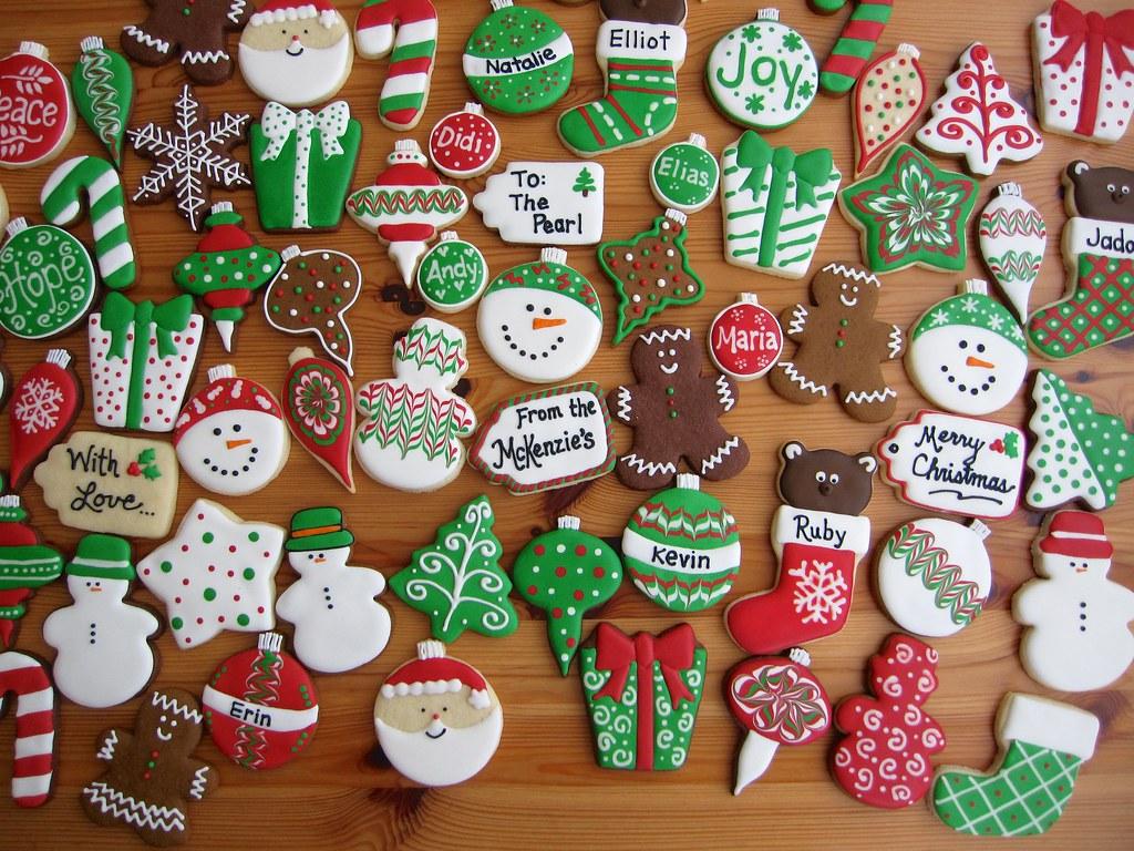 Christmas Cookies Audrey Wu Flickr