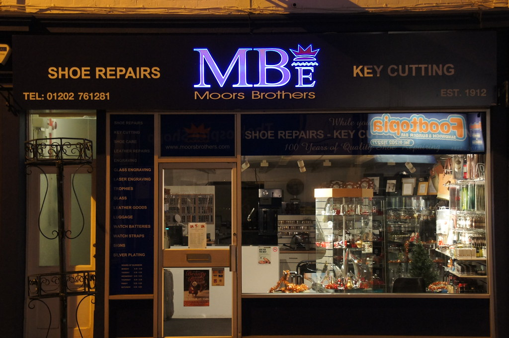 Bournemouth Shoe Repairs