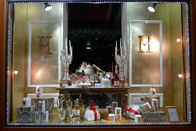 Vitrines de no l h diard par st phanie moisan paris d cembre 2012 flickr photo sharing - Vitrine de noel paris ...