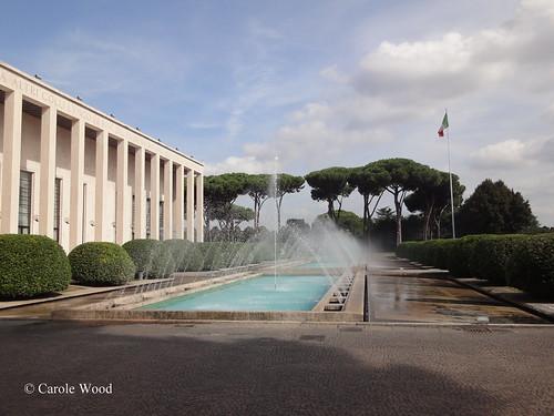 Agricoltura piazzale dell 39 palazzo degli uffici dell 39 e for Uffici roma eur