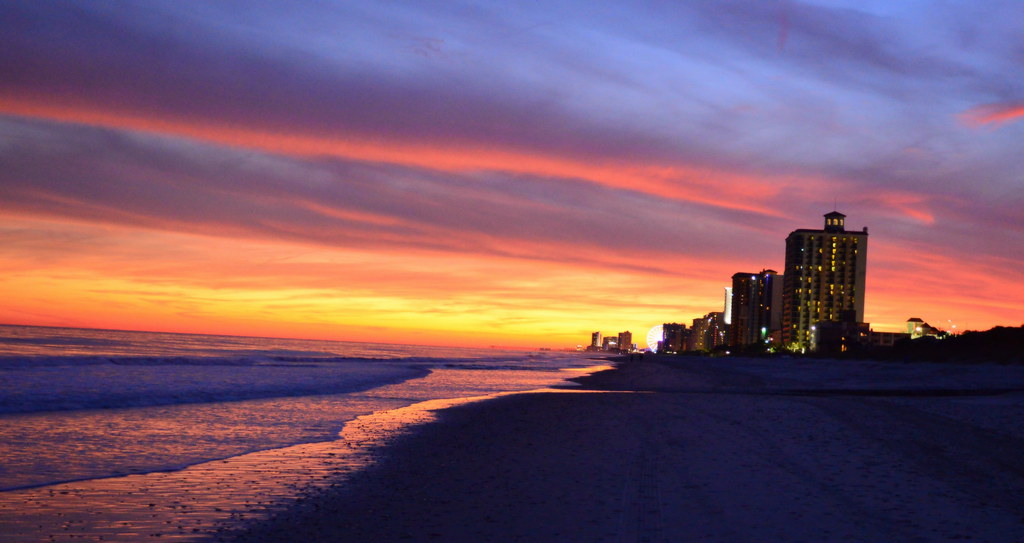 Recommend you North myrtle beach sunset think, that