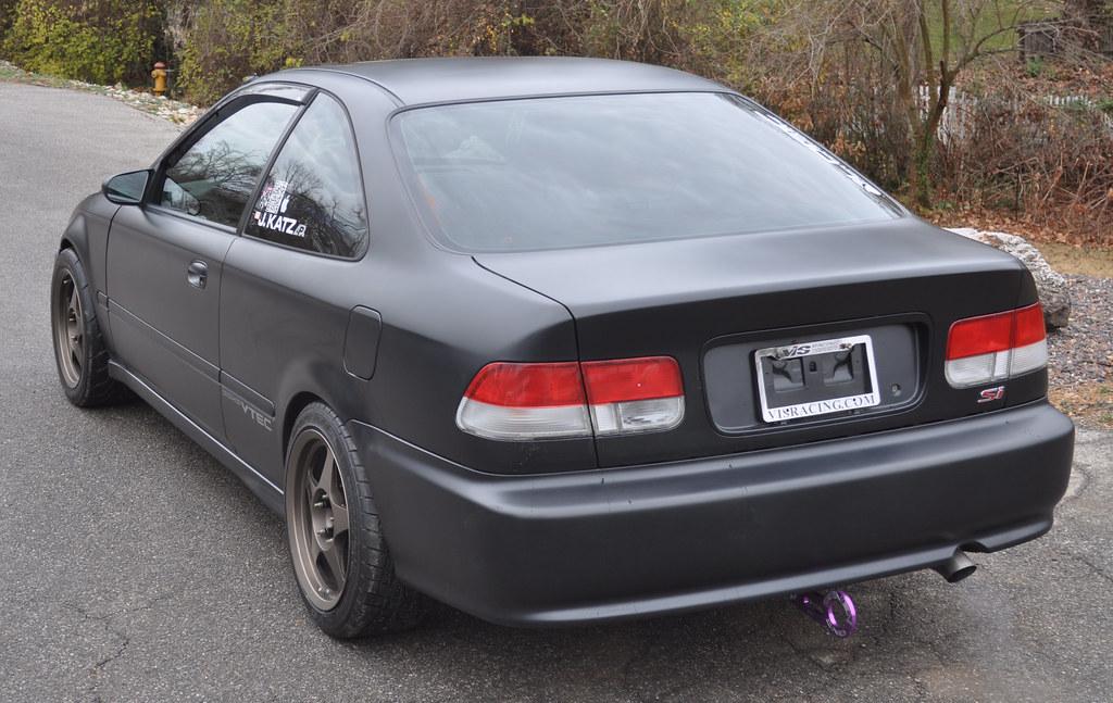 ... 2000 Honda Civic SI Coupe | By CCCSTL