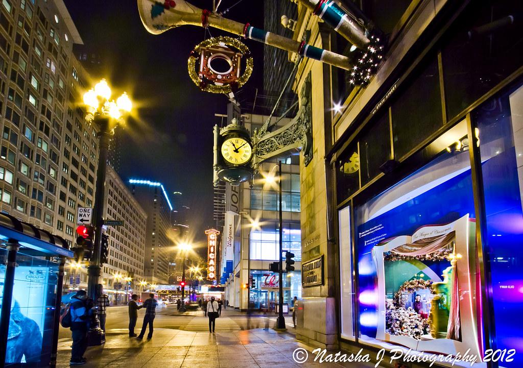 Chicago Macy S Christmas Windows On State Street Img 6262