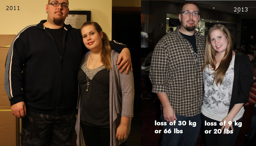 couples weight loss josh has lost way more than me but we flickr