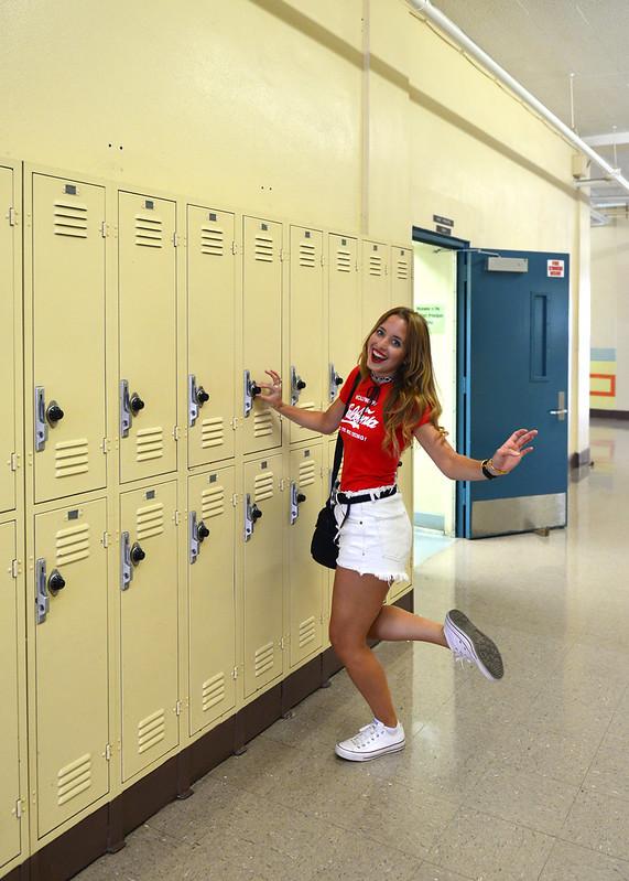 En el instituto de Grease en Los Angeles, un imprescindible que ver por la Costa Oeste