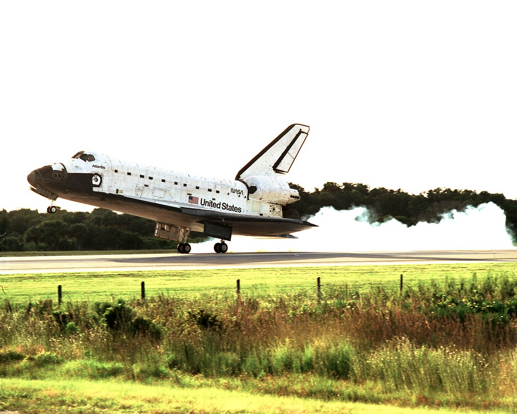 space shuttle contingency landing sites - photo #21