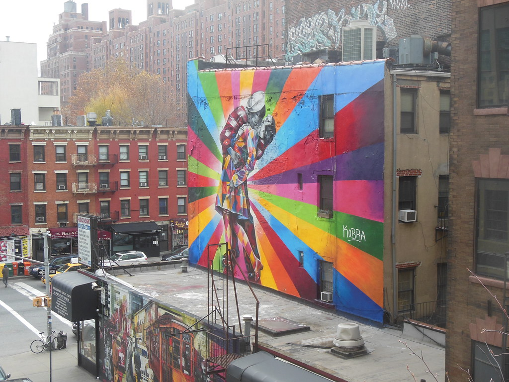 New-York, Highline