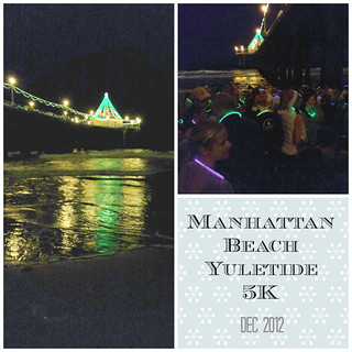 Manhattan Beach Yuletide 5K Dec 2012 | by Food Librarian