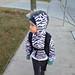 Zebra punk 1st grade style