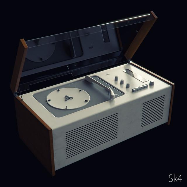 SK4 by Dieter Rams
