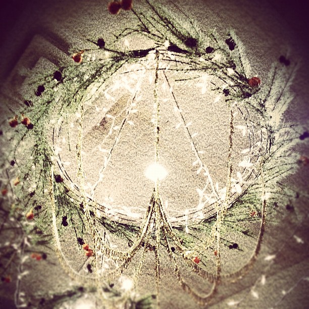 Free people in store christmas decor magical easy and for Free people store decor
