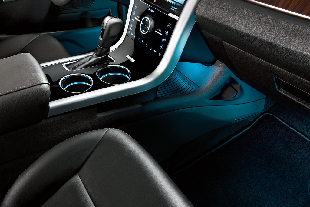 Ford Edge Interior Lights