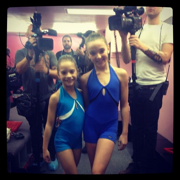Some of the Dance Moms girls showing off their Unis!   Flickr