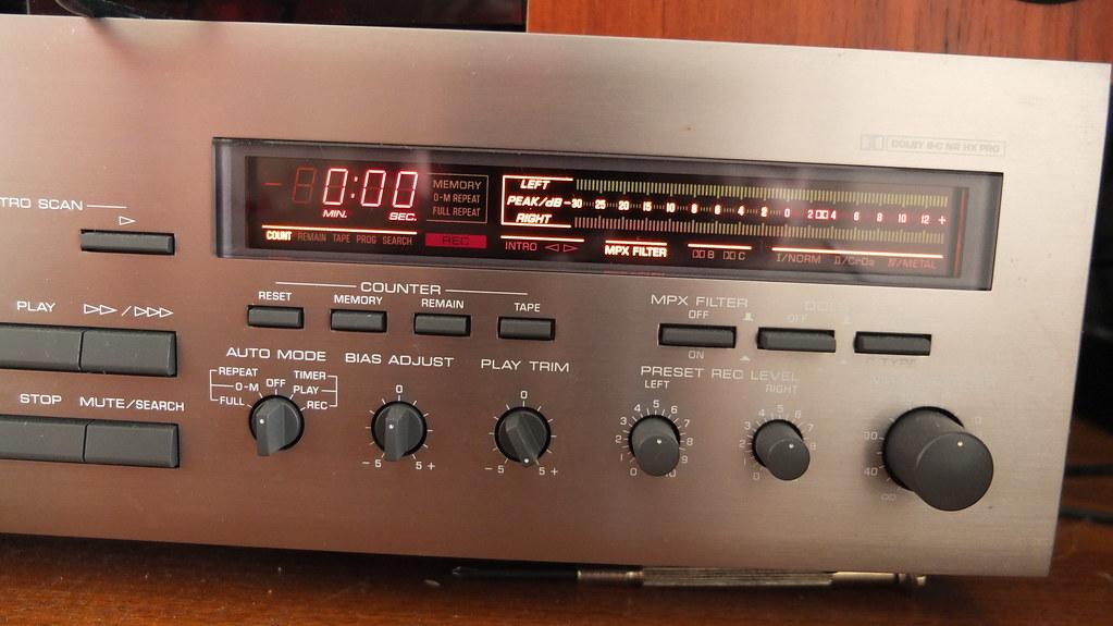 Yamaha Kx