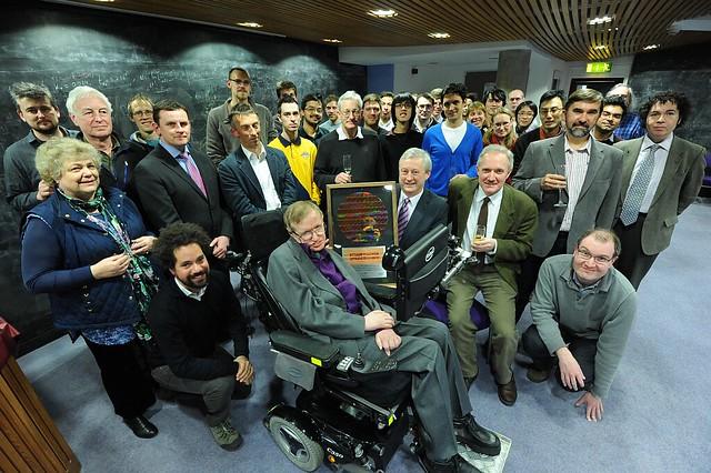 Stephen Hawking Birthday Celebration