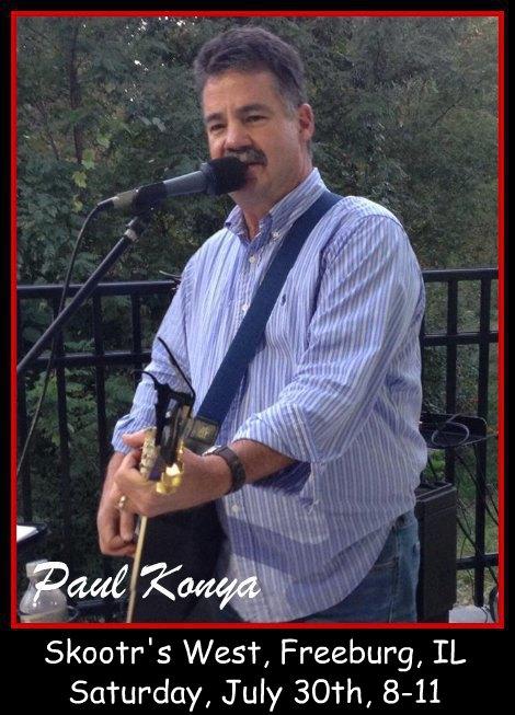Paul Konya 7-30-16