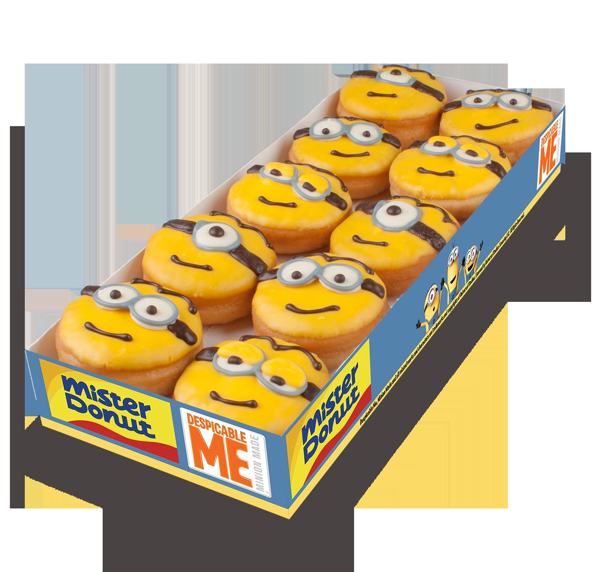 minions donut