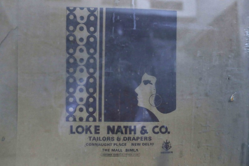 City Landmark - Loke Nath & Co. Tailors & Drapers, Connaught Place