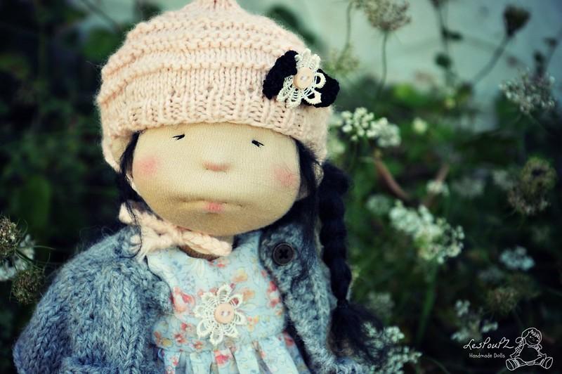 Meï, by LesPouPZ Handmade Dolls