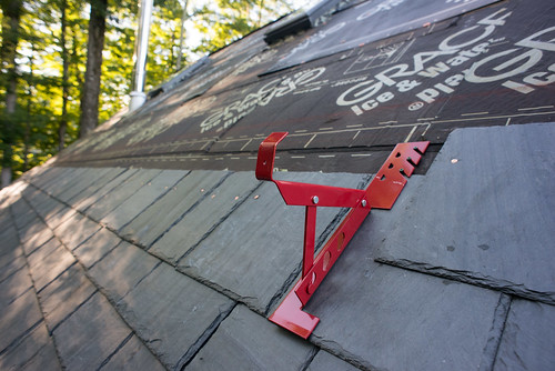 Roof Jack (Incorrectly) Installed | by goingslowly