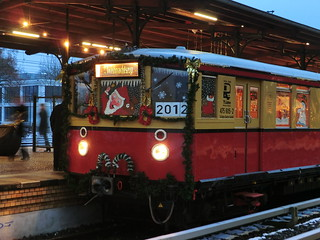 Christmas train | by Steys