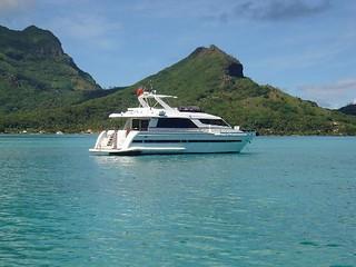 Bora Bora Travel Guide Book