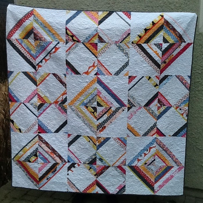 Madrona Road String Quilt Pattern Cutting Directions