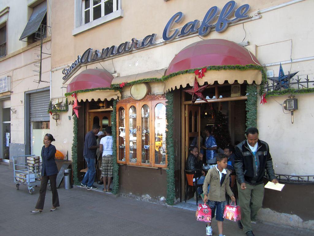 Hotel Italia Asmara
