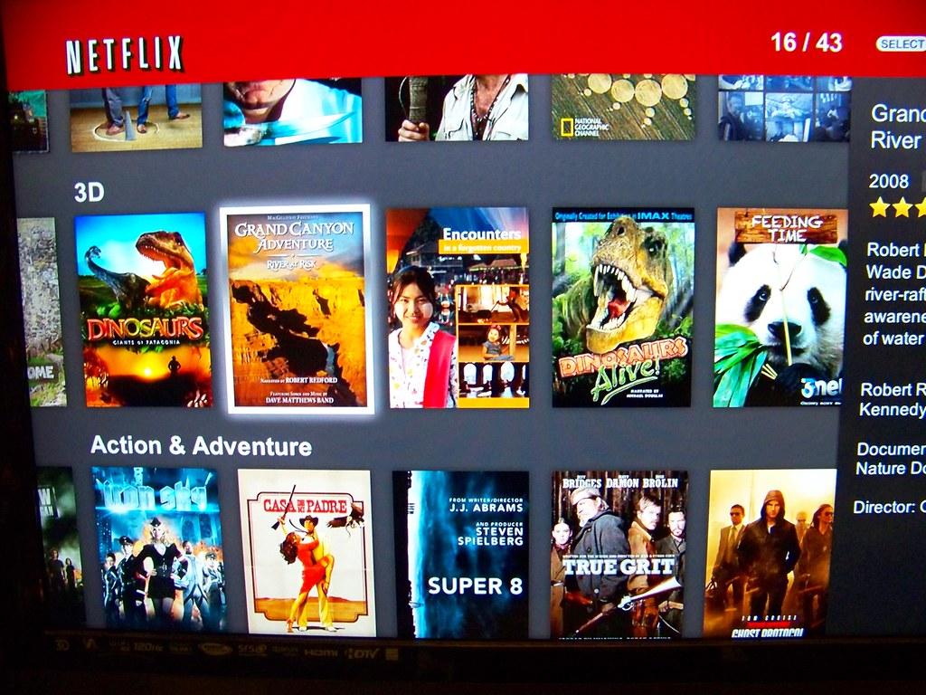 Adventure Netflix Movie
