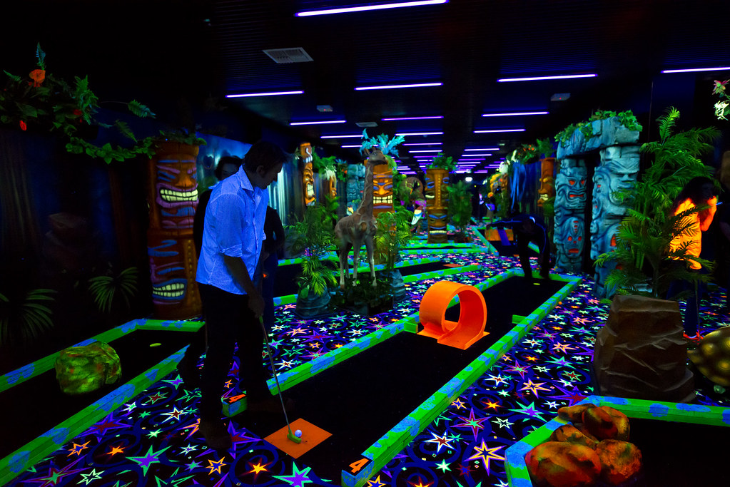 Indoor Mini Golf In Long Island
