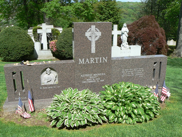 billy martin grave - photo #23