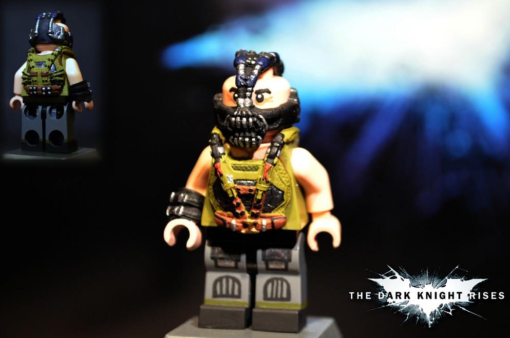 LEGO The Dark Knight Rises : Bane | Utilizing one of the lim… | Flickr