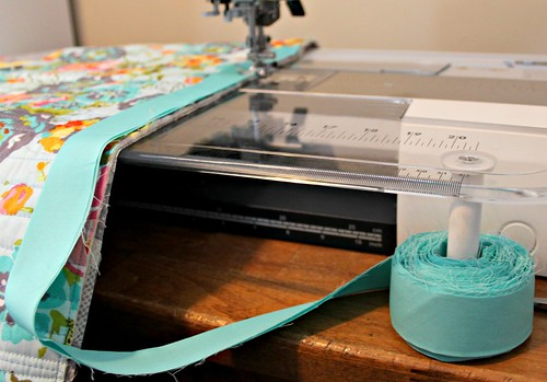 Little Binding Trick | by maureencracknell