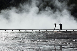 Together - Yellowstone | by stewartbaird
