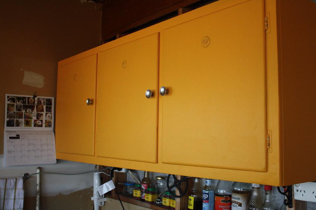 Kitchen Cupboard Paint Color