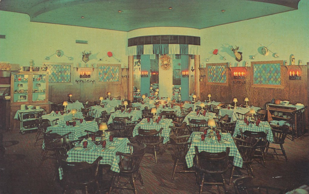 Sheraton Motor Inn - Philadelphia, Pennsylvania