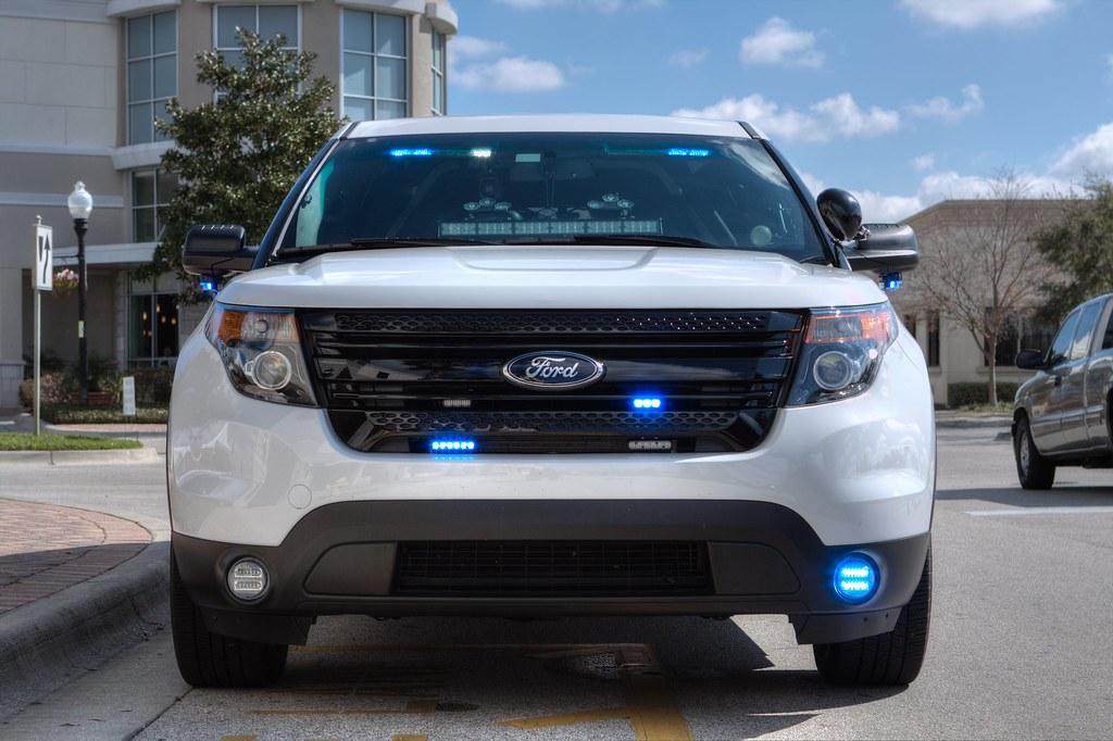 Seminole County Sheriff Ford Explorer The Seminole