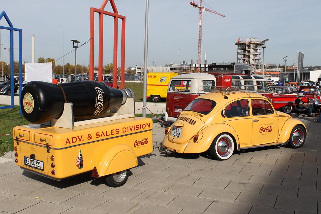 coca cola vw k fer bug beetle steff flickr. Black Bedroom Furniture Sets. Home Design Ideas